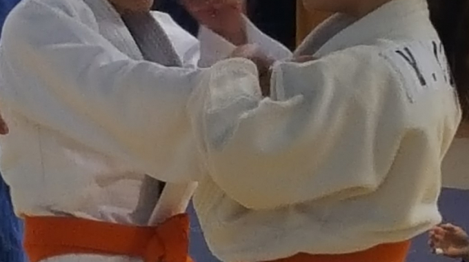 AU Junior Judo Classes